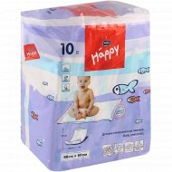 Пеленки детские «Bella baby Happy» гигиенические, 60x90 см, 10 шт.