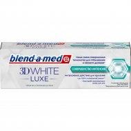 Зубная паста «Blend-a-med» 3D White Luxe совершенство интенсив, 75 мл