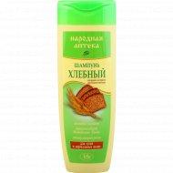 Шампунь хлебный «Народная аптека» для сухих и нормальных волос, 400 мл.