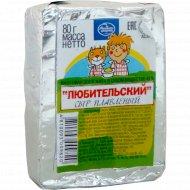 Сыр плавленый «Любительский» 45 %, 80 г