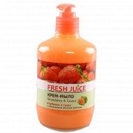 Крем-мыло «Fresh Juice» 460 мл.