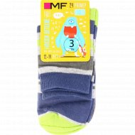 Носки детские «Mark Formelle» 3 пары, В5-39400А.