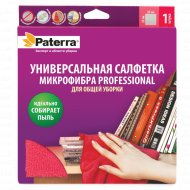 Салфетка микрофибра «Paterra Professional» 35x35 см.