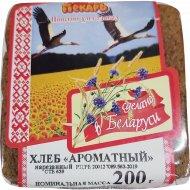 Хлеб «Ароматный» нарезанный, 200 г