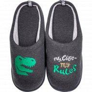 Туфли домашние мужские, 04Т-100, размер 44-45.