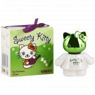 Душистая вода для детей «Sweety Kitty Vikky» 20 мл.