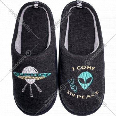 Туфли домашние мужские, 04Т-100, размер 42-43.