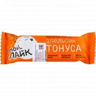 Батончик-мюсли «БиоСлимика» апельсин для тонуса, 30 г.