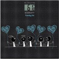 Весы «Scarlett» Family Life, SC-BS33E019