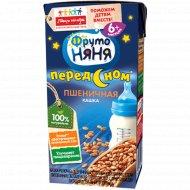 Каша «Фруто Няня» молочно-пшеничная, 200 г
