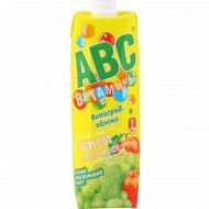 Напиток сокосодержащий «АВС» виноградно-яблочный, 1 л.