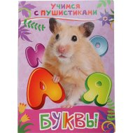 Учимся с пушистиками «Буквы» Г. Дядина.