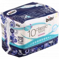 Женские гигиенические прокладки «Bibi» Classic Maxi, 10 шт.