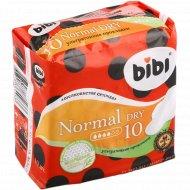 Женские гигиенические прокладки «Bibi» Dry Normal, 10 шт.