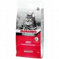 Корм сухой для кошек «Morando» c говядиной и курицей, 15 кг