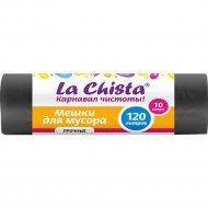 Мешки для мусора «La Chista» прочные, 10 шт.