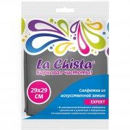 Салфетка из искусственной замши «La Chista» Expert, 1 шт.