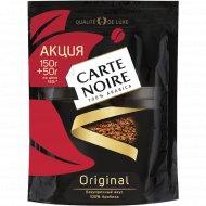 Кофе натуральный «Carte Noire» растворимый, сублимированный, 200 г.