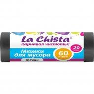 Мешки для мусора «La Chista» прочные, 20 шт.