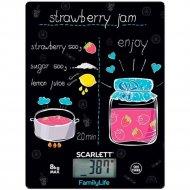 Весы «Scarlett» Family Life, SC-KS57P90