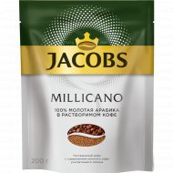 Кофе растворимый «Jacobs» Millicano, 200 г.