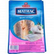 Филе сельди деликатесное «Матиас» с приправами 250 г.