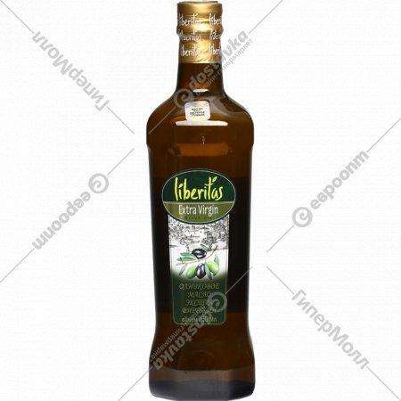 Масло оливковое «Liberitas» нерафинированное, 750 мл.