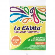 Салфетка из микроспана «La Chista» Delicate, 1 шт.