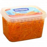 Морковь по-корейски «Нежино» пикантная, 380 г.