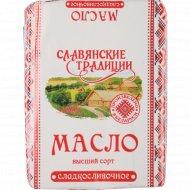 Масло «Крестьянское» сладкосливочное 72.5, 200 г.