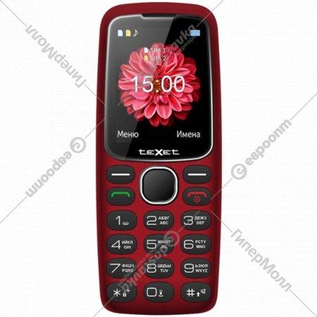 Мобильный телефон «Texet» TM-B307