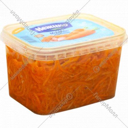 Морковь по-корейски «Нежино» 380 г.