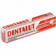 Зубная паста «Dentalut» отбеливающая, 100 г.