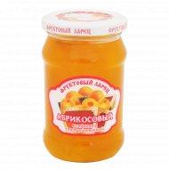 Конфитюр «Фруктовый ларец» абрикосовый 350 г