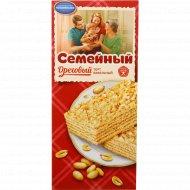 Торт вафельный «Семейный» ореховый, 230 г.
