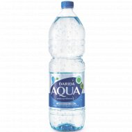 Вода питьевая «Darida» aqua, негазированная, 1.5 л