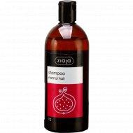 Шампунь для нормальных волос «Ziaja» с экстрактом инжира, 500 мл.