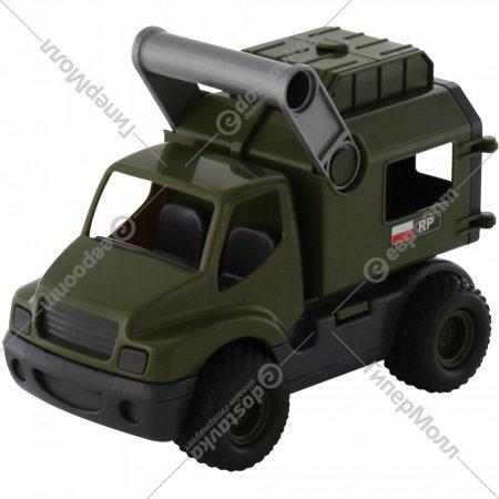Автомобиль военный «КонсТрак - фургон».