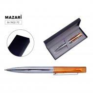 Ручка шариковая «Lagos» с поворотным механизмом.