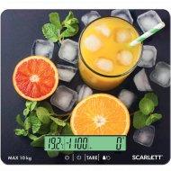 Весы «Scarlett» SC-KS57P54, Orange juice