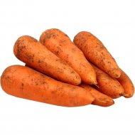 Морковь «Самсон» 1 кг, фасовка 0.8-1 кг