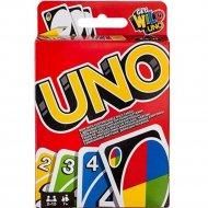 Игральные карты «Mattel» UNO, W2085