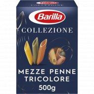 Макаронные изделия «Barilla» «Мецце пенне трехцветные», 500 г.