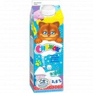 Напиток кисломолочный «Снежок» сладкий, 2.5%, 500 г