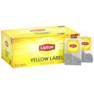 Чай черный «Lipton» yellow label tea, 2 г х 50 шт, 100 г.