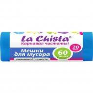 Мешки для мусора «La Chista» повышенной прочности, 20 шт.