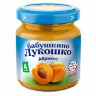 Пюре «Бабушкино Лукошко» абрикос 100 г