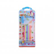 Набор «Frutti» ручка+8 гелевых стержней, 8 цветов.