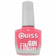 Лак для ногтей «Quiss» Gel Finish, 11, 10 мл.