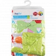Одеяльце двухстороннее «Пузырьки» из микрофибры, 75х100 см.